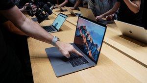 MacBook Pro 2018: Apple-Notebook erneut mit Tastatur-Fehler?
