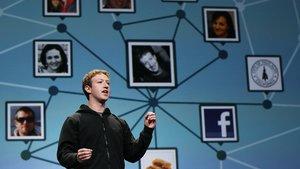 Wie ein Teenager Facebook erfand – Zahl des Tages