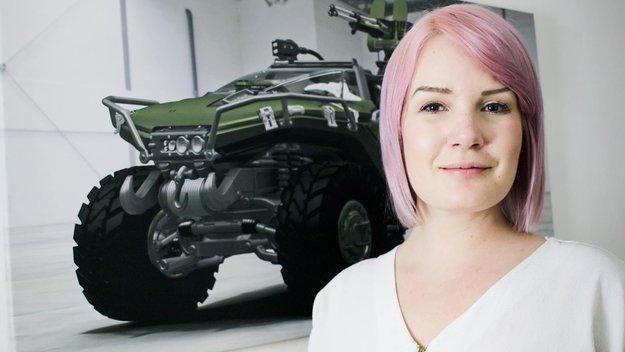 Wir fragen Maxi Gräff von Xbox: Wie ist es als Frau in der Gaming-Branche?