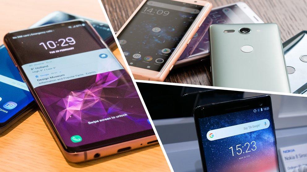 Ihr habt entschieden: Das ist das beste Smartphone des MWC 2018