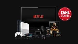Wälzt Netflix jetzt Hollywood platt?  – Zahl des Tages