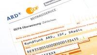 """Rundfunkbeitrag: Ab 6. Mai geht es """"GEZ""""-Verweigerern an den Kragen"""