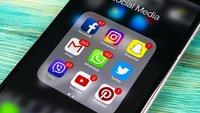 WhatsApp und Snapchat verboten: Deutsches Unternehmen greift bei DSGVO hart durch