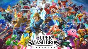 Der letzte Wunsch eines Fans - Super Smash Bros. Ultimate spielen
