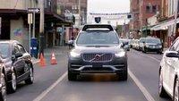 Tragischer Unfall: Autonomes Uber-Fahrzeug tötet Fußgängerin – das steckt dahinter