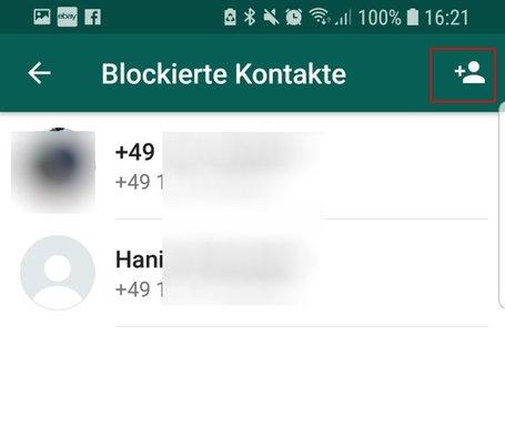 Können Blockierte Whatsapp Kontakte Sehen Ob Ich Online Bin