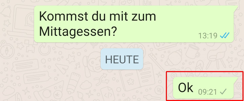 Umgehen blockiert in whatsapp WhatsApp Blockierung