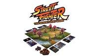 Street Fighter Brettspiel - Kickstarter-Kampagne nach 24 Stunden erfolgreich