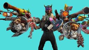 Die verrücktesten Waffen in Spielen