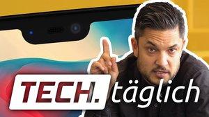 OnePlus 6 wird wasserfest, die beliebtesten Apps Deutschlands und LG G6 für unter 350 Euro – TECH.täglich