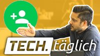 WhatsApp bekommt Prio-Kontakte, Galaxy X faltet sich ganz unerwartet und Honor 10 vorgestellt – TECH.täglich