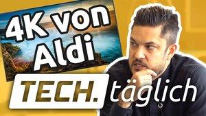 3D Touch ist immer noch toll, Sony Xperia XZ2 im Test und 65-Zoll-4K-HDR für nur 800 €? – TECH.täglich