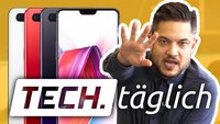 10 GB LTE-Volumen geschenkt, Apple kopiert Huwawei und LG G7 abgelichtet – TECH.täglich