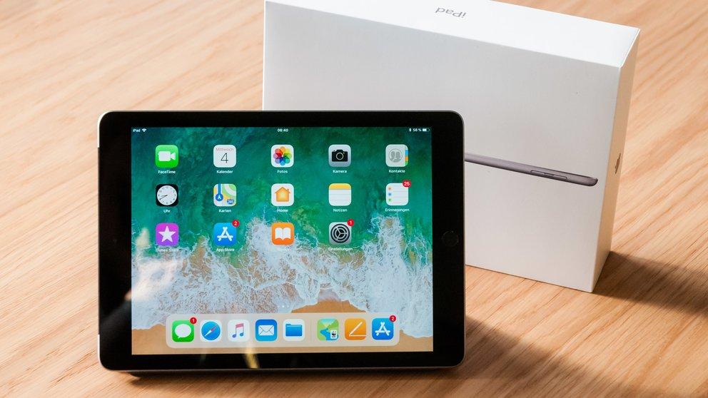 iPad 9.7 (2018) im Preisverfall: Rabattcode sorgt für historischen Bestpreis