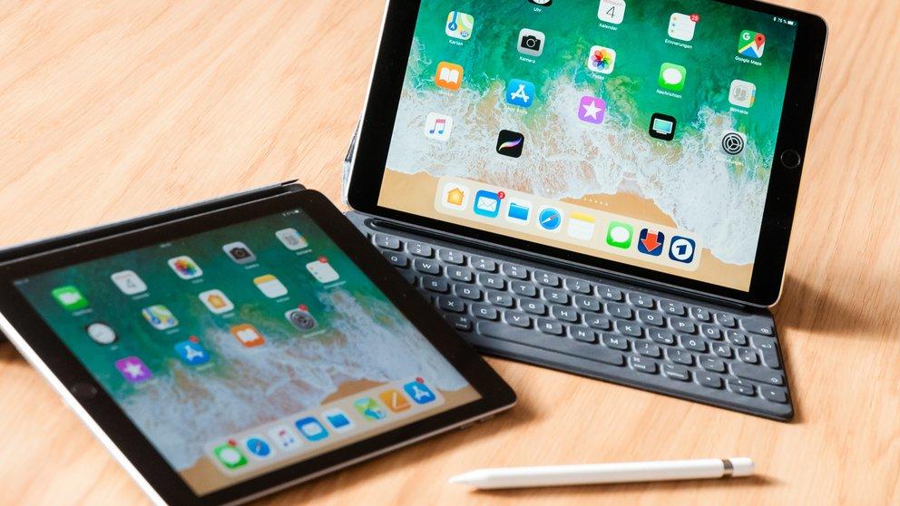 Apple iPad in Q1 2018: Höchster Q1-Marktanteil seit 2014