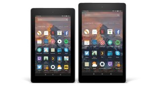 Fire 7 und HD 8 (2017): Amazon revolutioniert Tablet-Bedienung mit Alexa