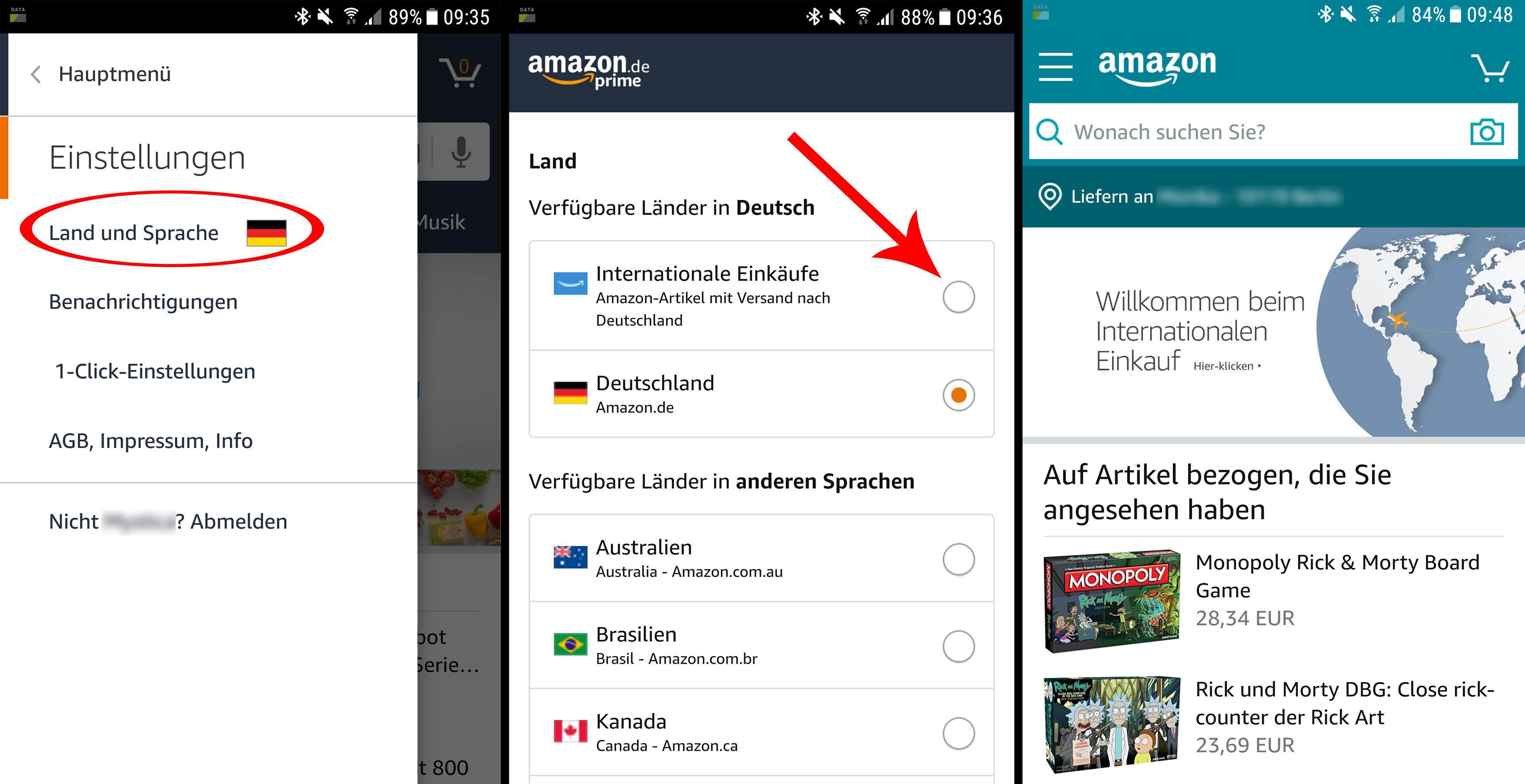 Amazon Com Bestellen Was Beachten