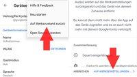 Chromecast zurücksetzen: So führt ihr den Factory-Reset aus