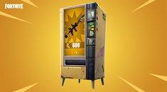 Fortnite: Das ist der neue Verkaufsautomat