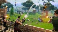 Fortnite: Spieler finden mysteriösen Riesen-Würfel
