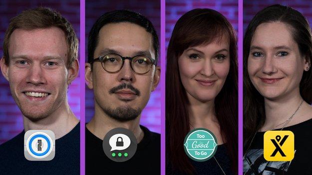 Smartphones der GIGA-Redaktion: Diese Apps nutzen wir am liebsten