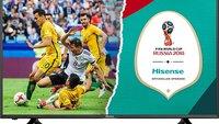 Fußball-WM 2018: Top 10 4K-Fernseher mit bestem Preis-Leistungsverhältnis