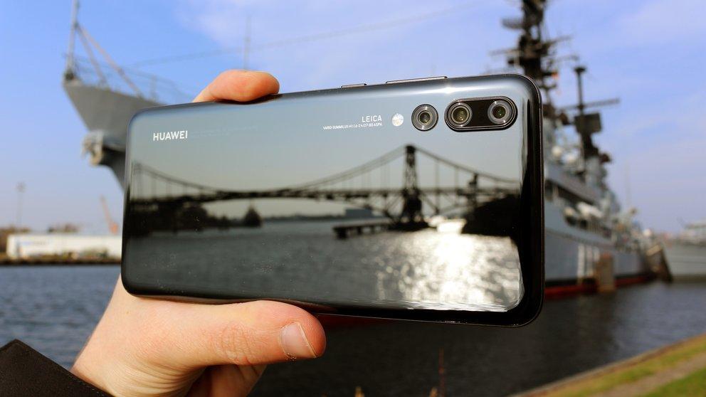 Android-Alternative: Huawei-Chef beseitigt die letzten Zweifel