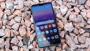 Huawei P20 (Pro): Update auf Android 9 Pie wird verteilt