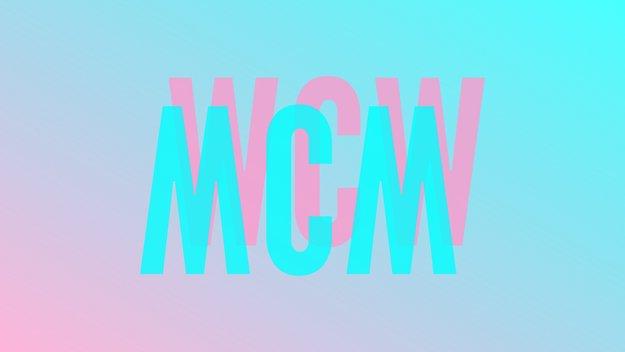 MCM & WCW: Bedeutung der Abkürzungen auf Instagram & Co.