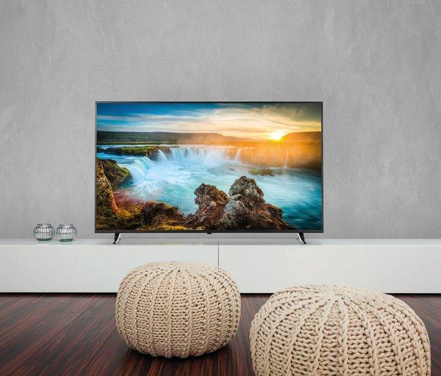 Aldi-TV: Medion Life X16506 bringt UHD und HDR auf 65 Zoll – für 800 (!) Euro