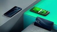 Moto G6 offiziell: Größerer Glasknochen