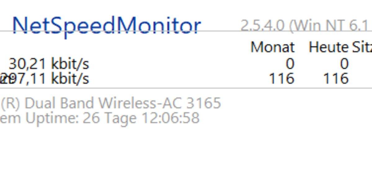 NetSpeedMonitor 64-Bit Download