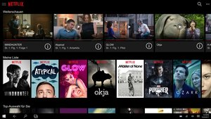 Netflix – Windows 10 App