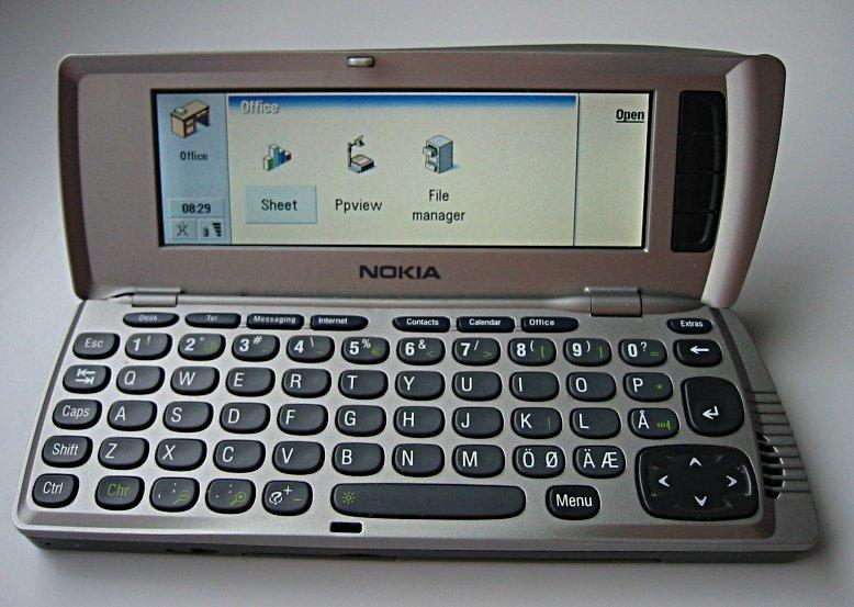 Das Erste Smartphone
