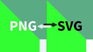 SVG zu PNG: Rastergrafiken in Vektorgrafiken umwandeln – und andersrum