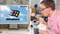 So sahen diese 12 populären PC-Programme früher einmal aus