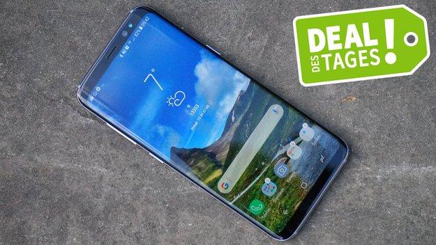 Samsung Galaxy S8 & Gear IconX 2018 inkl. Vodafone-Vertrag mit 100 € Ersparnis