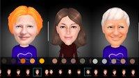 Samsung AR-Emojis im Galaxy S9: Welche Promis erkennst du?