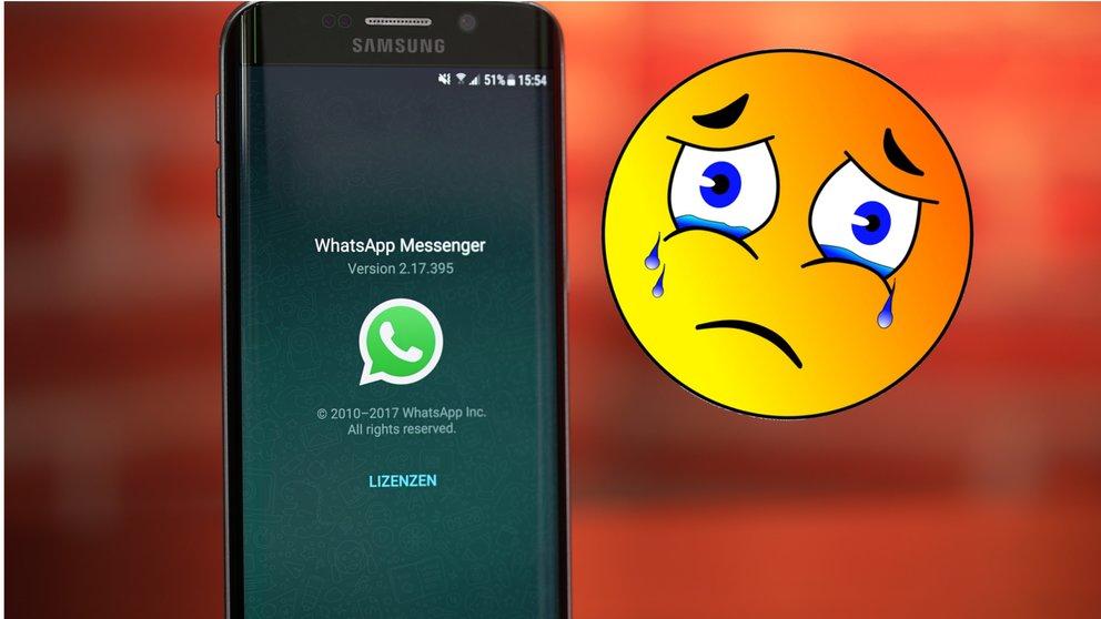 Kein Scherz: Viele WhatsApp-Nutzer könnten bald ausgeschlossen werden