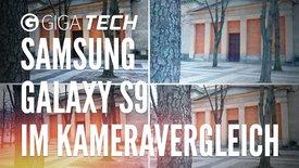 Samsung Galaxy S9 im Kameravergleich ...