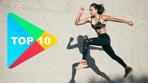 Top 10: Die aktuell beliebtesten Fitness-Apps für Android