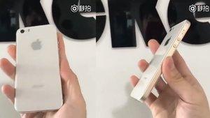 iPhone SE 2: Video soll Apples neues Kompakt-Smartphone mit Glasrückseite zeigen