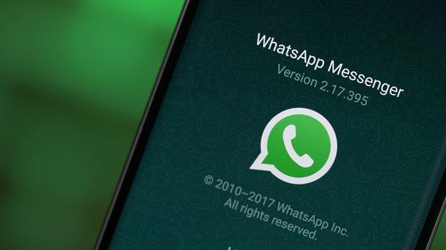 WhatsApp für Android: Nie wieder Sorgen um Bilder und Videos