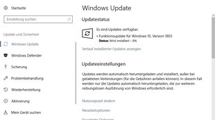 Windows-Update abbrechen per CMD – so geht's