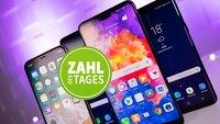 Android in Zahlen: Die Blamage geht weiter