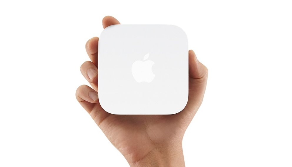 AirPort Express: Apples WLAN-Station bekommt neues Killer-Feature