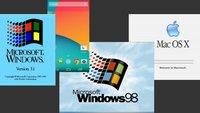 Was war dein erstes Betriebssystem? (egal ob Desktop oder Mobile)
