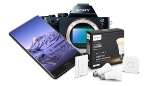 Amazon-Angebote: Philips Hue, Vollformat-Smartphone, Sony Alpha 7