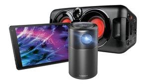 Amazon-Angebote: Anker Taschenkino, Medion Tablet und Party-Soundsystem