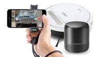 Amazon-Angebote: Saug- und Wischroboter, FocusGrip, Anker SoundCore Mini 2